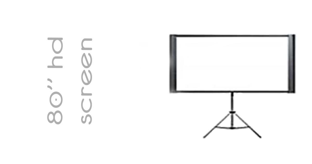 Epson Duet 80 HD Screen
