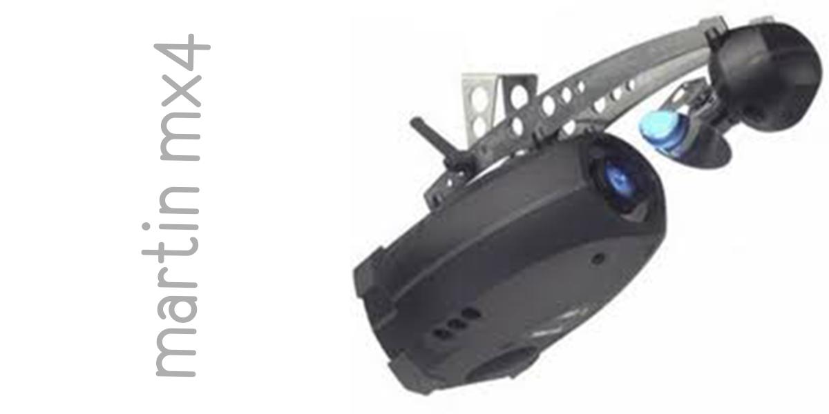 Martin MX-4 Scanner