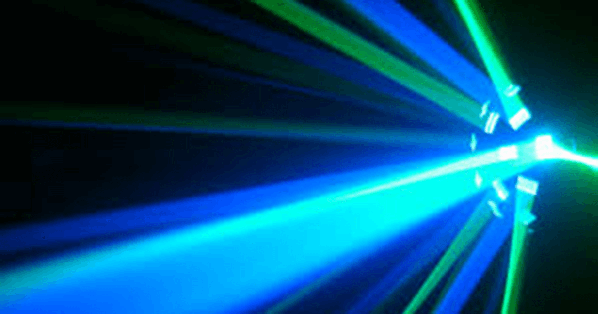 Chauvet Mushroom LED effect