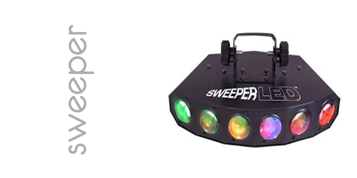 Chauvet Sweeper
