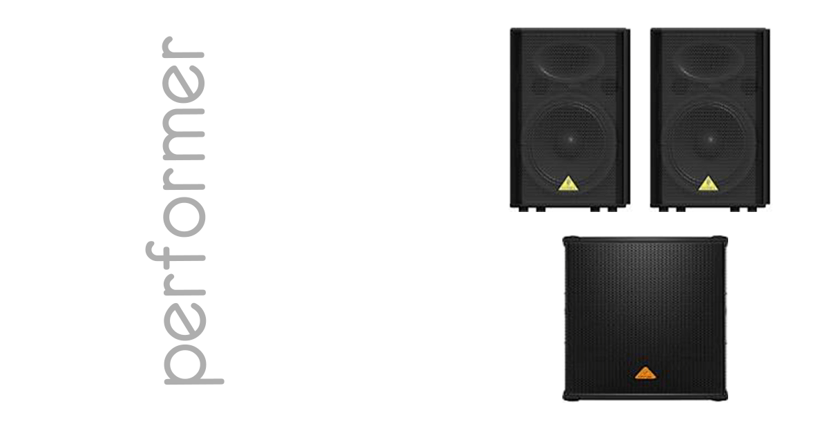 performer sound system