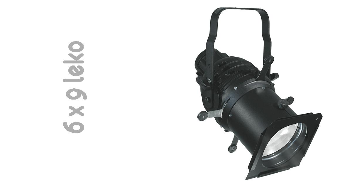 6x9 ellipsoidial reflector spot