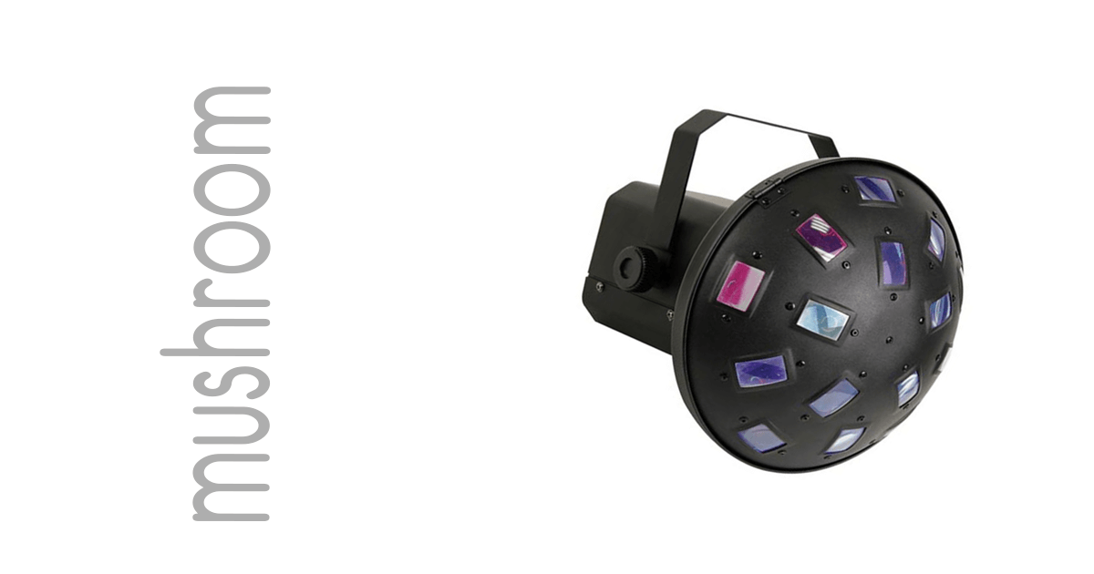 Chauvet Mushroom motion effects fixture