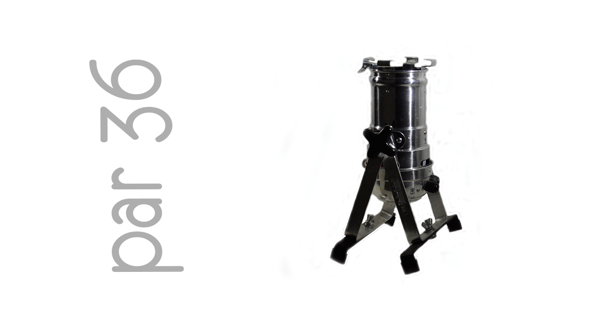 Stellar Labs 555-11421 PAR 36 uplight fixture